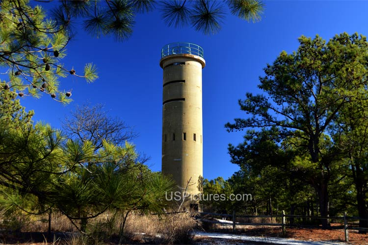 Observation Tower at Cape Henlopen - FCT 7