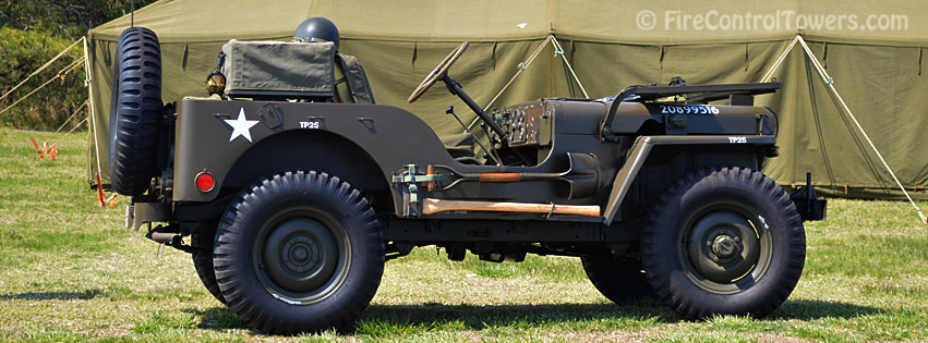 REstored Willys Jeep Photo